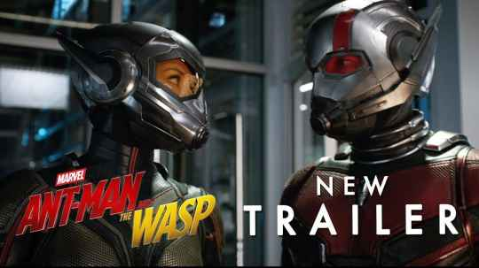 Marvel Studios' Ant-Man and The Wasp - Official Trailer