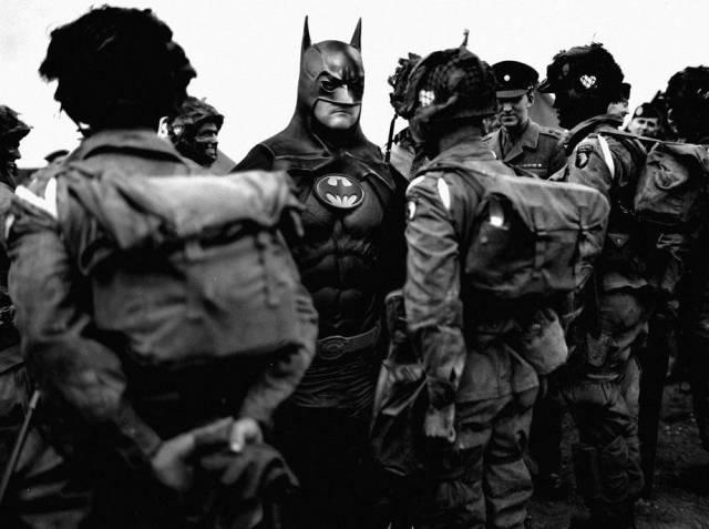 Berikut Bukti Para Pahlawan Super Muncul di Perang Dunia II