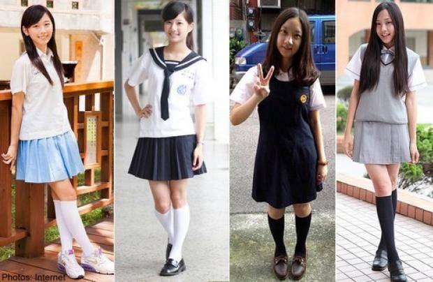 Modisnya Seragam Sekolah dari Jepang Hingga China, Kalian Pilih Mana?