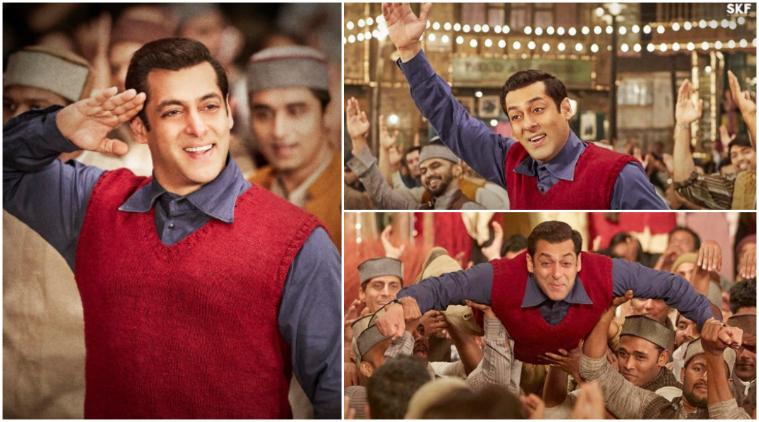Tubelight first weekend box office collection