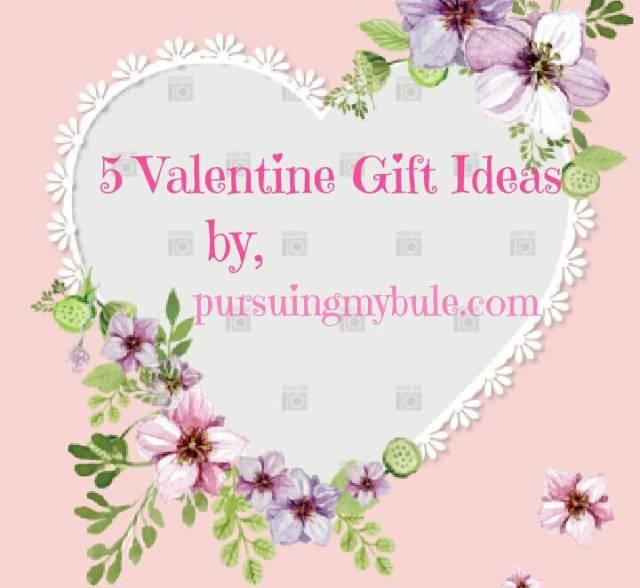5 Hadiah Kecil Tapi Spesial Buat Kado Valentine Pursuing