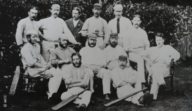 आज टेस्ट क्रिकेट को हुए 140 साल पूरे....
