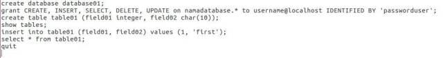 Perintah-perintah penting yang banyak digunakan dalam Data Base MySQL | Bocahweb.blogspot.com