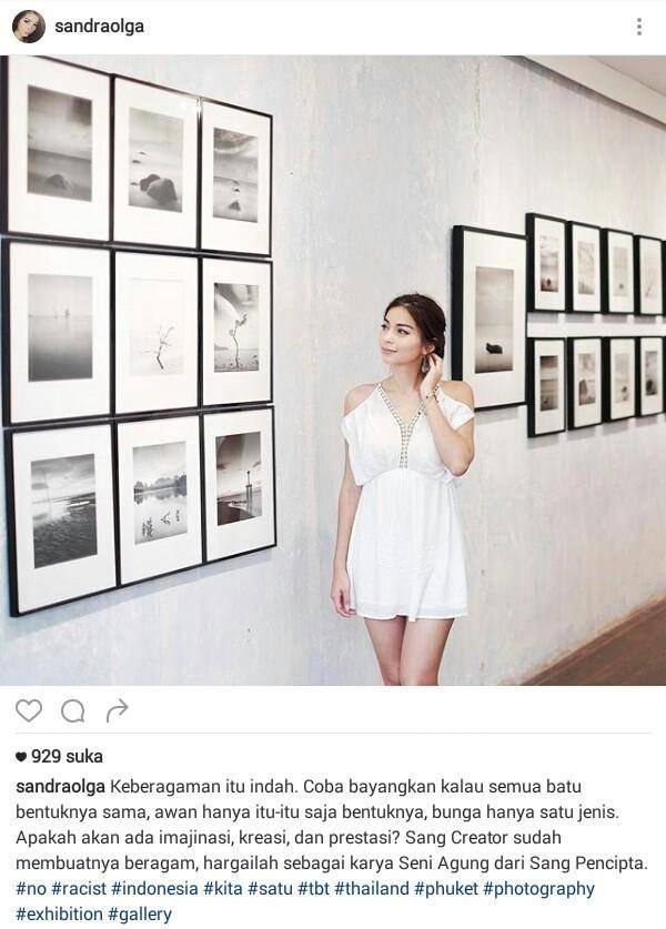 Artis Cantik di Indonesia