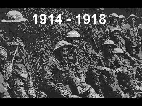 5 Things You Need to Know About the First World War