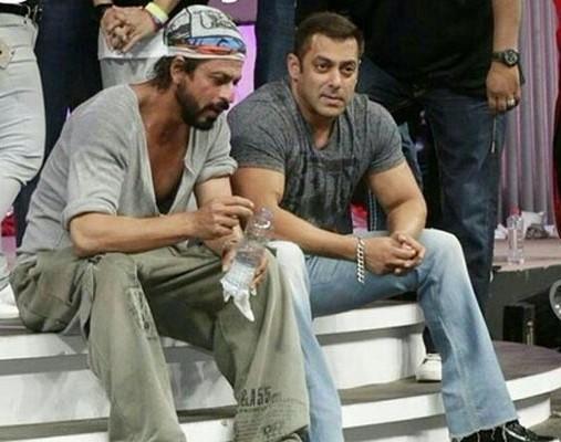 Salman & Shah Rukh