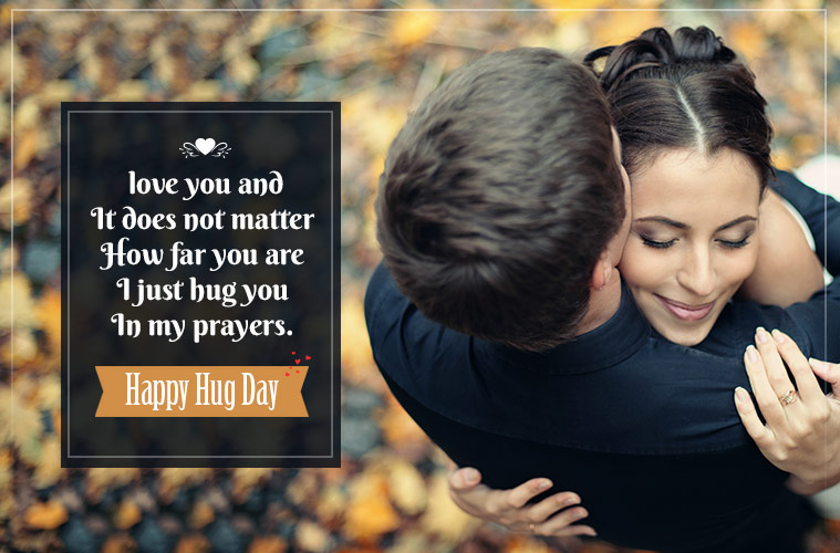 Hug Day Special: Share this with your partner and tell them how special they are