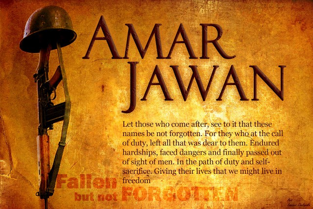 Army Day, 15 Jan 2020: We salute our soldiers for their service to the nation.